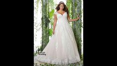 Νυφικα για παχουλές One Shoulder Wedding Dress, Wedding Dresses, Fashion, Bride Dresses, Moda, Bridal Gowns, Fashion Styles, Wedding Dressses
