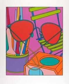 Intimate Relations: Sunglasses, Michael Craig-Martin