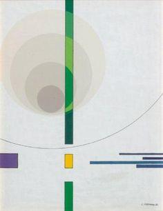 1981 - Composizione EE 1  - Luigi Veronesi