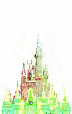 Disney Art Print ($20)