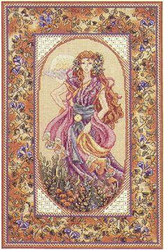 teresa wentzler cross stitch designs | Teresa Wentzler - Day