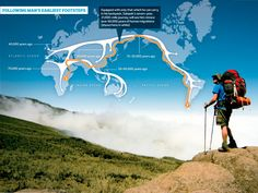 Writer prepares to retrace early humans' journey out of Africa's Great Rift Valley