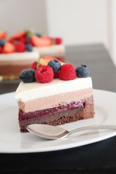 Cheesecake, Jelly Cake, Diy Food, Food Dishes, Sweet Treats, Food Porn, Dessert Recipes, Yummy Food, Sweets