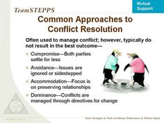 thesis on conflict management in the workplace