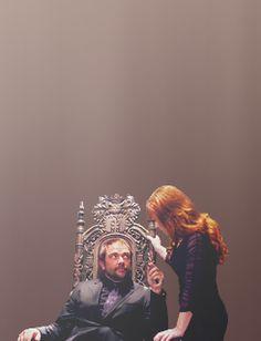 #Crowley #Rowena