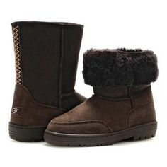 Ugg Ultra Short Boots 5225 Chocolate