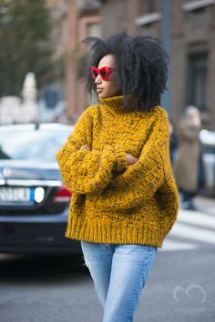 MUSE MONDAY: JULIA SARR JAMOIS | SENIOR FASHION EDITOR AT I-D MAGAZINE.