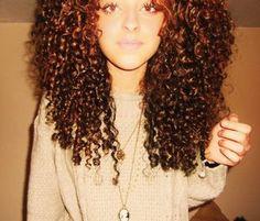 beautiful natural curls!