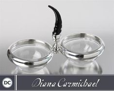 Dish 2x90mm - Impondo Zulu Collection - Diana Carmichael design. Shop now at www.Goodieshub.com