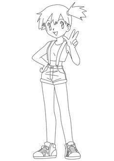 Nurse Joy | Coloring pages, Pokemon coloring