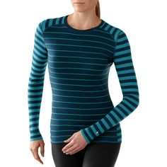 SMARTWOOL Women's NTS Mid 250 Pattern Crew - Shop Now for Great Deals.