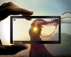 | View Finder Business Cards for Photographers
