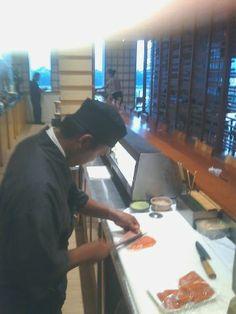 cook sushi masa