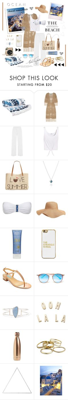"""The Greek Style"" by fashionstudiolondon ❤ liked on Polyvore featuring The Beach People, Melissa Odabash, H&M, Boutique Moschino, Splendid, Style & Co., Maro, Heidi Klein, Old Navy and BaubleBar"