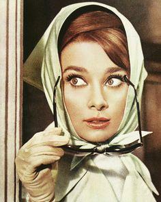 Such gorgeous eyes! Audrey Hepburn Fan:: Old Hollywood Actresses:: Audrey Hepburn Photos