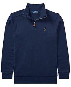 Ralph Lauren Polo Little Boys Half Zip Cotton Navy Blue S... https://www.amazon.com/dp/B078Y9CXH6/ref=cm_sw_r_pi_dp_U_x_Qq8vAb8SR19DN