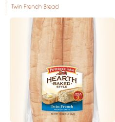 Pepperidge Farm® - Hearth Baked Style Twin French Bread
