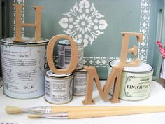 Wooden Letters 8cm HOME FREESTANDING Letters MDF Letters You Choose the Colour/Finish Typography Gift/New Home Shabby Chic Home Decor by BigGirlSmallWorld on Etsy