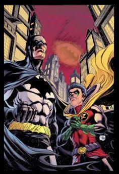 Batman and Robin 100 Brazilian Edition By Joeprado by GustavoSantos01