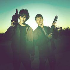 S1 Promo <3 #Supernatural #JensenAckles #JaredPadalecki