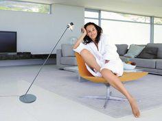 Puk Floor Single einarmige Stehleuchte von Top-Light kaufen im borono Online Shop