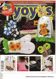 177 YOYOS .Fuxicos. n. 102 - maria cristina Coelho - Picasa Web Albums