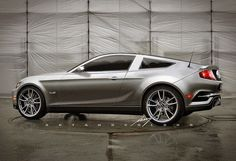 mustang photos | Mustang 2015 concept: