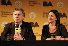 Macri y Stanley participaron de un encuentro con 300 representantes de organizaciones de la sociedad civil (OSC) ganadoras de la Convocatoria 2013.