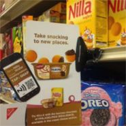 Kraft NFC pilot delivers 12 times the engagement level of QR codes - via Mobile Commerce Daily