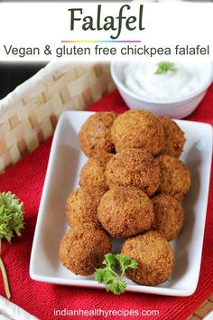Falafel recipe from scratch. Make the best falafel at home with this simple step by step photo guide.