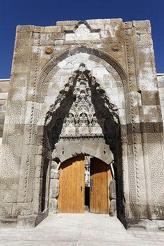 Kayseri, Karatay Han Turkey Islamic Architecture, Art And Architecture, Republic Of Turkey, Asia, Cappadocia, Silk Road, Ottoman Empire, Istanbul Turkey, Beautiful Buildings