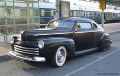 1946 Ford Club Coupe