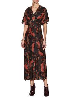 Sweet Escape Wrap Maxi Dress