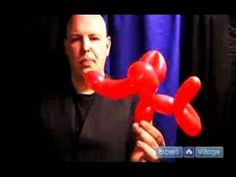 Balloon animals - elephant