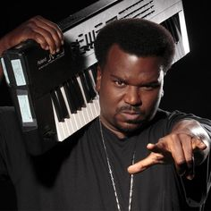 "Craig Robinson IS Wade Walker in Tyler Perry Presents Did you know he also fronts his own band named ""The Nasty Delicious? Improv Comedy Club, Craig Robinson, Tyler Perry, My Town, Digital Media, In Hollywood, Filmmaking, My Eyes, Finance"