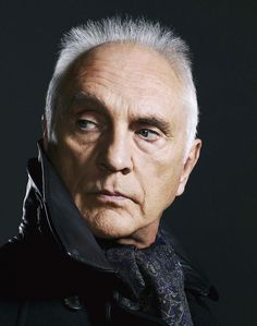 Terence Stamp by Blake Little Photography