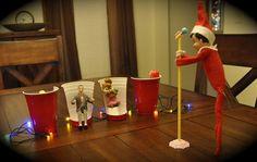 The Voice   33 Genius Elf On The Shelf Ideas