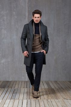 Sundays!  Brunello Cucinelli Fall 2015 Menswear - Collection - Gallery - Style.com