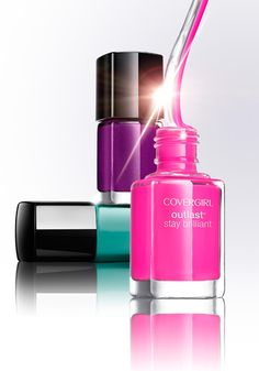 Stay brilliant with these gorgeous nail shades!