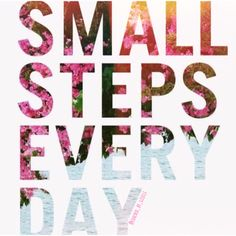 During your journey there will no doubt be unexpected set backs. You don't quit you just take a smaller step towards that goal. It may even be slower then you want to go but as long as you are steppin' a small step is still a step.  #keepstepping