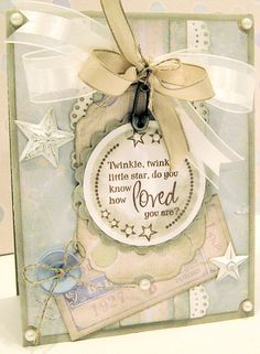 Adorable card featured on the Melissa Francis blog