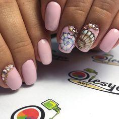 Gorgeous 30 Lovely Summer Beach Nails Art Ideas https://stiliuse.com/30-lovely-summer-beach-nails-art-ideas