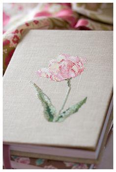 "Tulip (From the book ""Gartenpoesie"" (acufactum))"