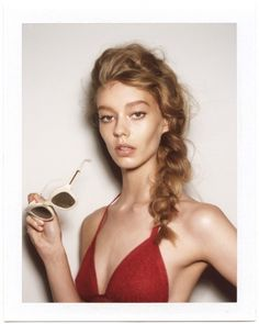 Summer Beach Hair Ideas with James Pecis - Vogue Daily - Fashion and Beauty News and Features - Vogue
