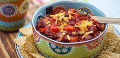 Crunchy Bean Chili Recipe |Lunch | alive