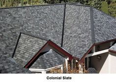 Best Shingle Roof Certainteed Landmark Georgetown Grey 640 x 480