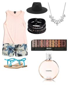 """tropical"" by shellandciara on Polyvore featuring Givenchy, ONLY, Eileen Fisher, MIA, rag & bone and Replay"