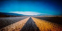 Death Valley Approach #03 - Shot on Kodak EKTACHROME 100GP (120) - http://emulsive.org/photography/medium-format/death-valley-approach-03-shot-on-kodak-ektachrome-100gp-120