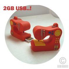 USB sewing machine