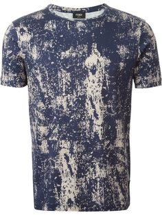 Fendi Camiseta Estampada - Italiani - Farfetch.com
